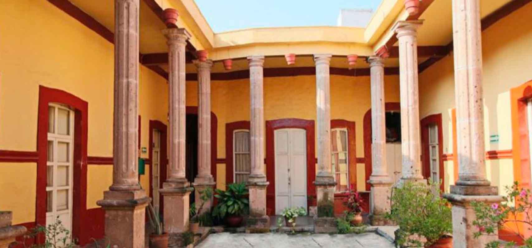 HOTEL EN VENTA EN EL CENTRO HISTORICO, MORELIA